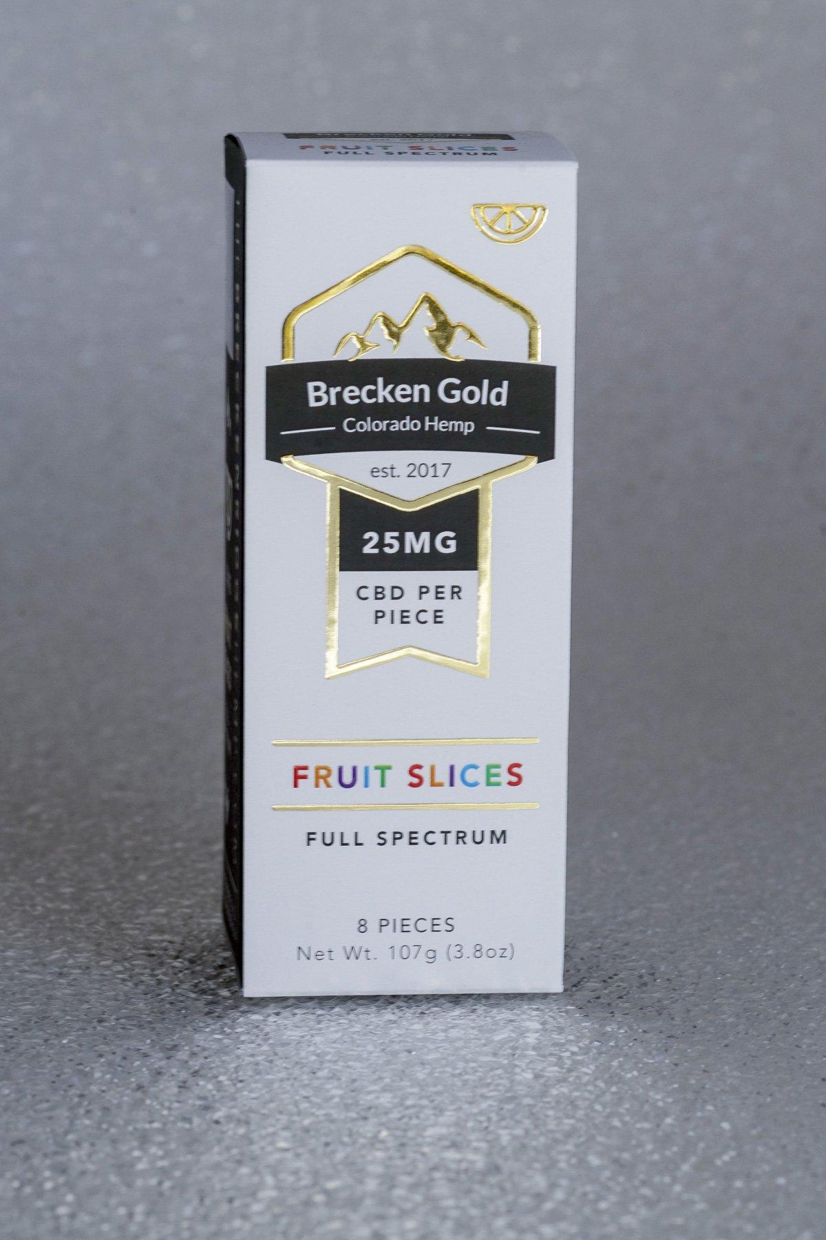 Breckenridge Fruit Slices